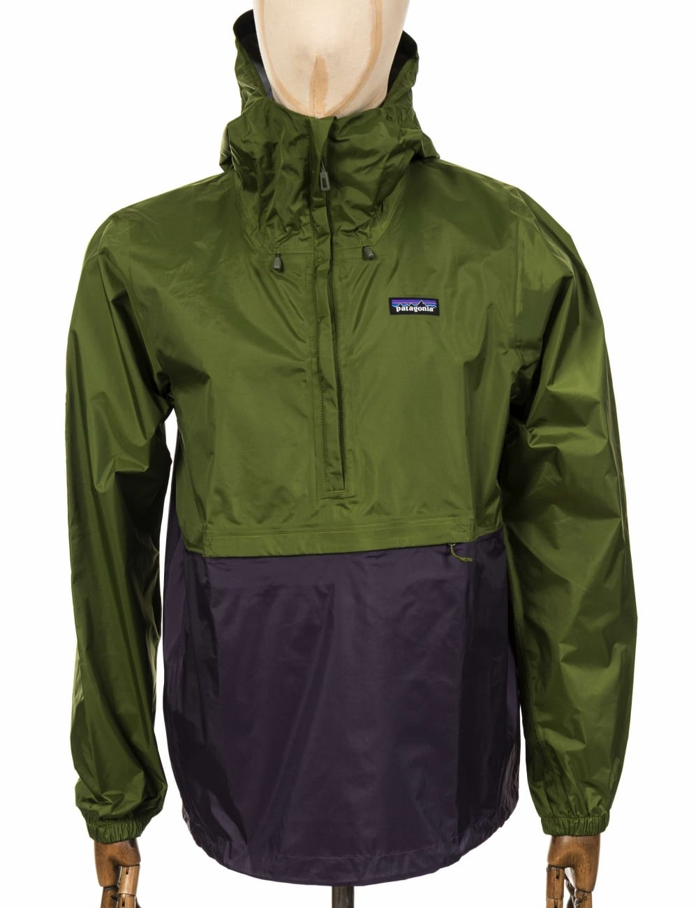 Torrentshell Pullover Jacket Sprouted Green