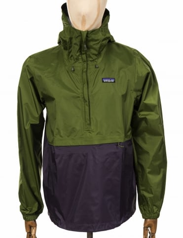 Torrentshell Pullover Jacket - Sprouted Green