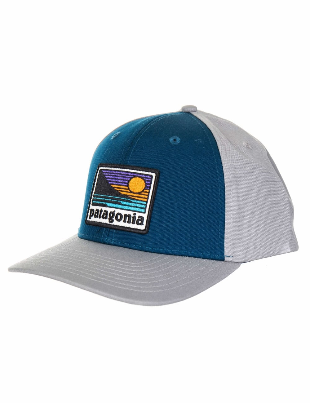 4b32b7c6f9 Patagonia Up   Out Roger That Hat - Big Sur Blue - Hat Shop from Fat ...