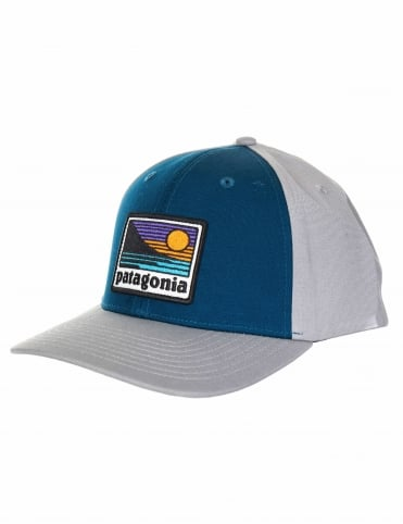 Up & Out Roger That Hat - Big Sur Blue