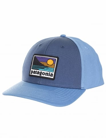 Up & Out Roger That Hat - Dolomite Blue