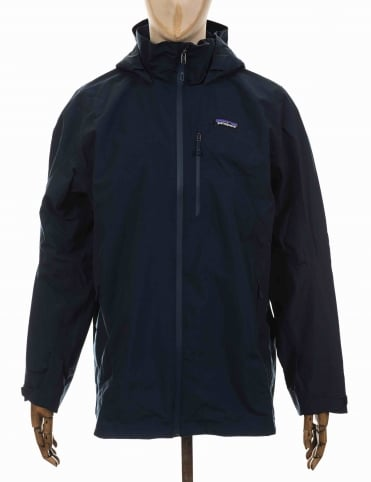 Patagonia Windsweep Jacket - Navy Blue