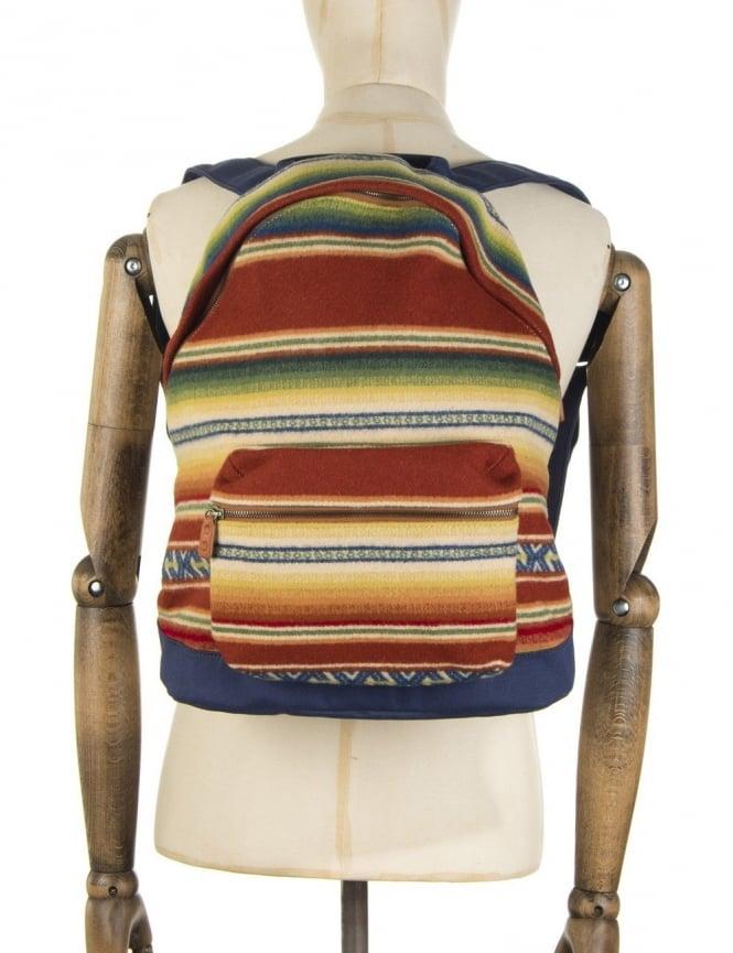 Pendleton Woolen Mills Canyon Backpack - Cardinal