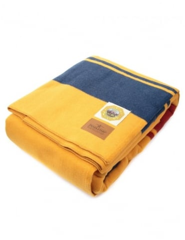 Pendleton Woolen Mills Full Bed Blanket - Yellowstone National Park