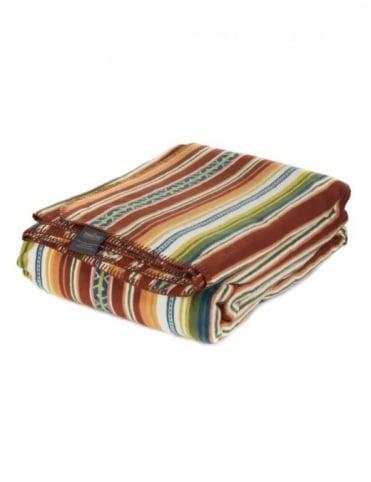 Pendleton Woolen Mills Jacquard Queen Blanket - Casa Cardinal (Cotton)