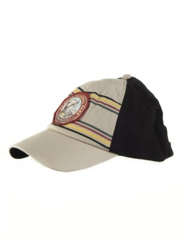 National Park Cap - Glacier Park (Black)