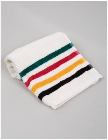 Pendleton Woolen Mills National Park Wash Cloth - White