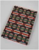 Pendleton Woolen Mills Printed Notebook (Lined) - Black