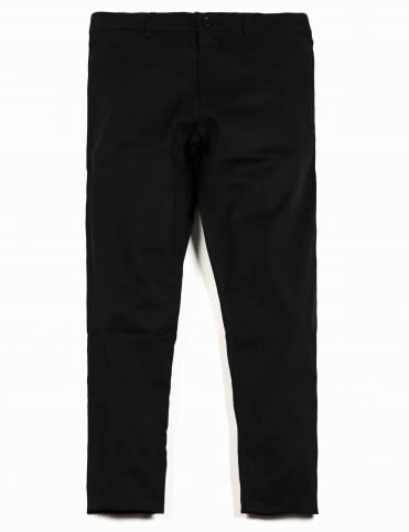 Highway Turn Up Pant - Black
