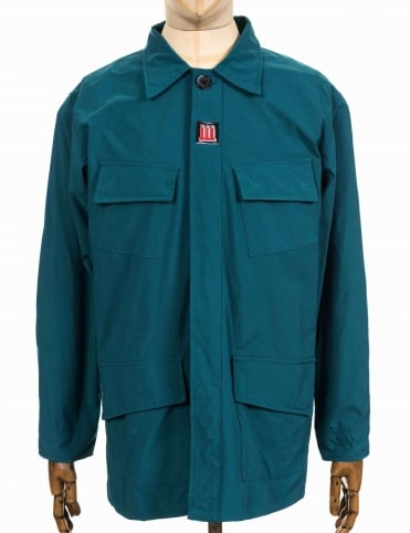 Phosphene Military Jacket - Teal