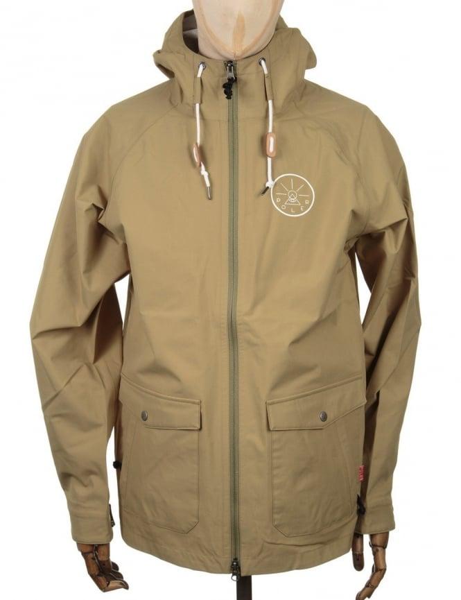 Poler Vagabond Jacket - Lichen Green