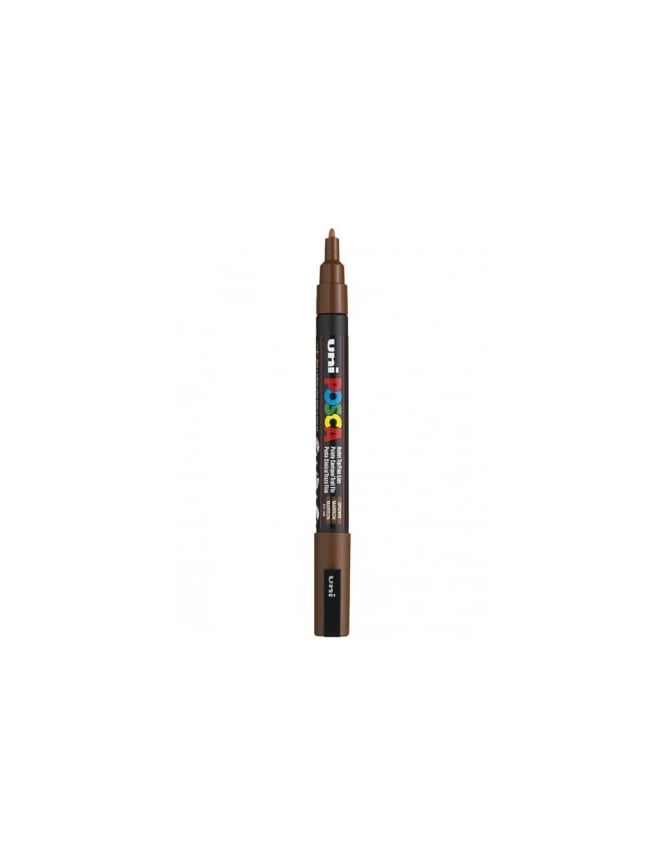 Posca PC-3M - Brown