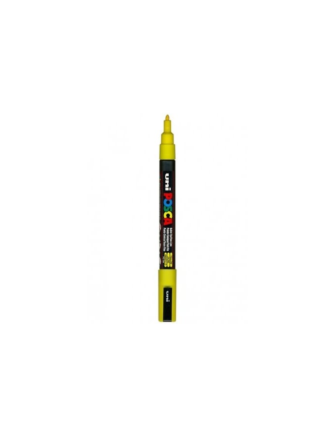 Posca PC-3M - Yellow