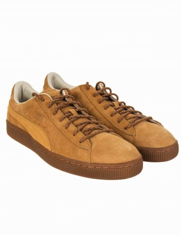Basket Classic Winterized Shoes - Taffy