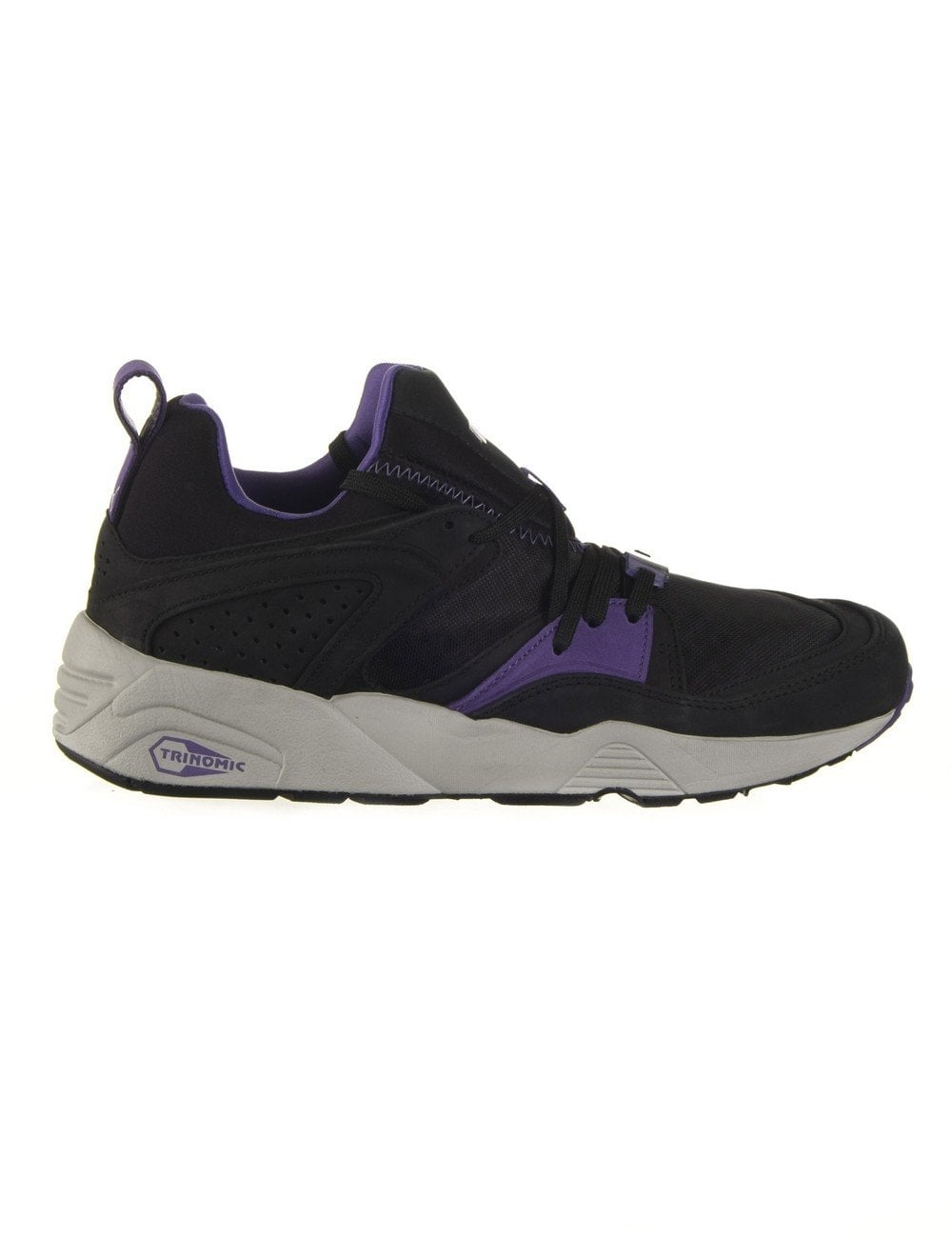 Puma Blaze of Glory Trainers - Black (Crackle Pack) - Footwear from ... e8f29a905