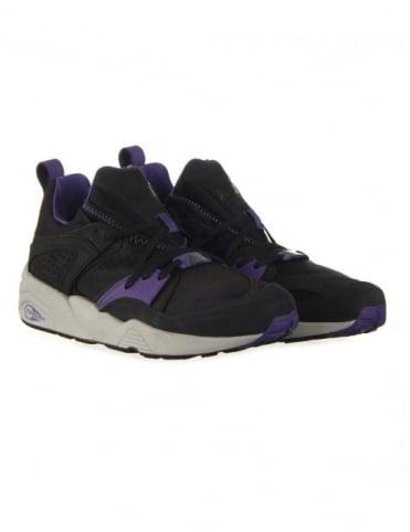 Puma Blaze of Glory Shoes - Black (Crackle Pack)
