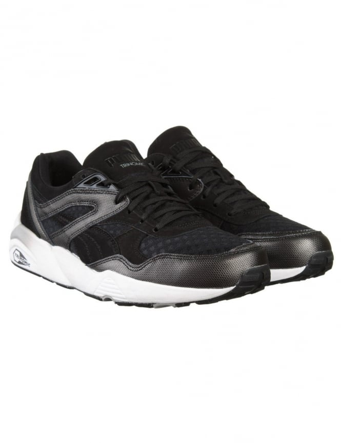 Puma R698 Tech Shoes - Black