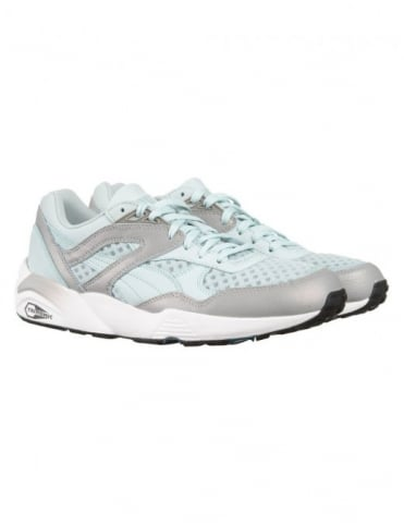Puma R698 Tech Shoes - Drizzle