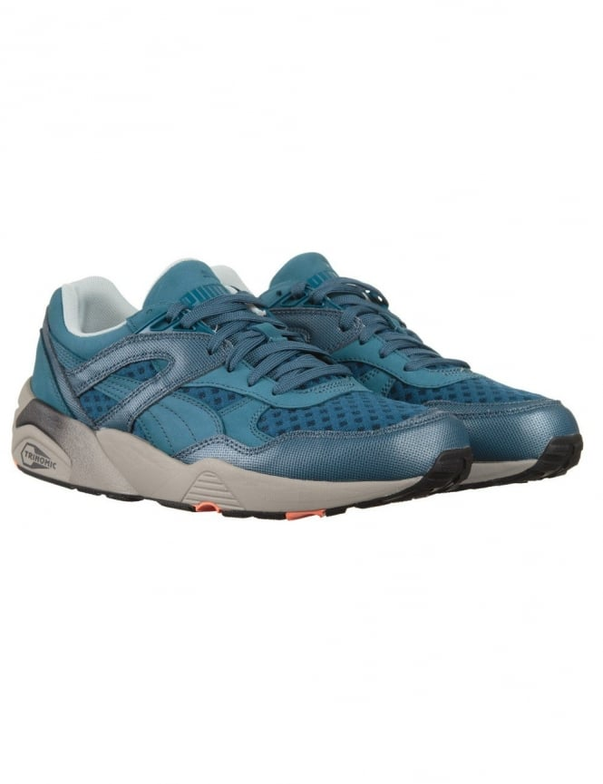 Puma R698 Tech Shoes - Legion Blue