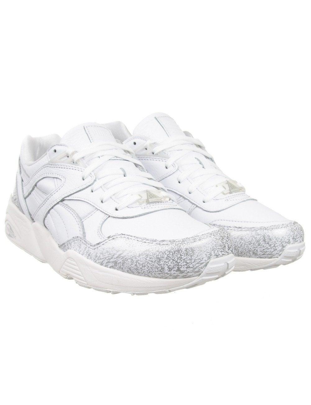 puma r698 white on white Sale c1c47f277
