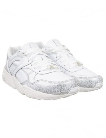 Puma R698 - White/3M Silver (Snow Splatter Pack)