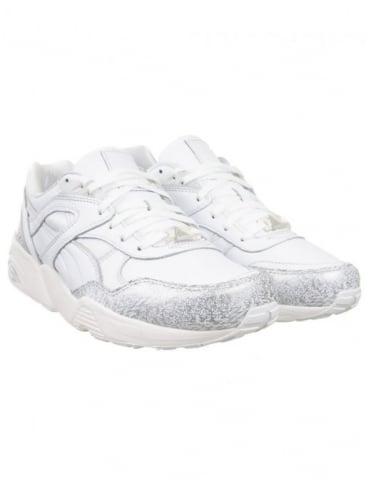 Puma R698 - White/3M Silver (Snow Splatter Pack)