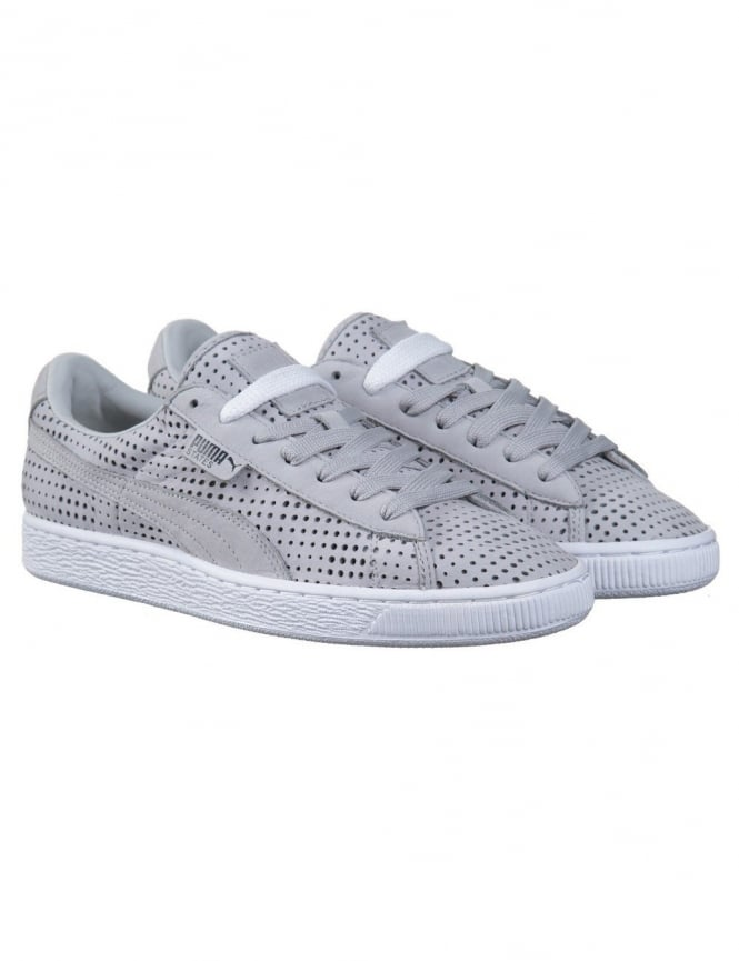 Puma States Shoes - Grey Violet (Perf Pack)