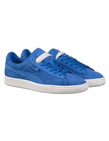 Puma States Shoes - Strong Blue (Perf Pack)