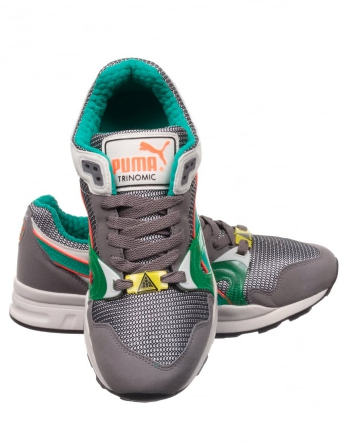 puma trinomic xt1 Green 2930adc46