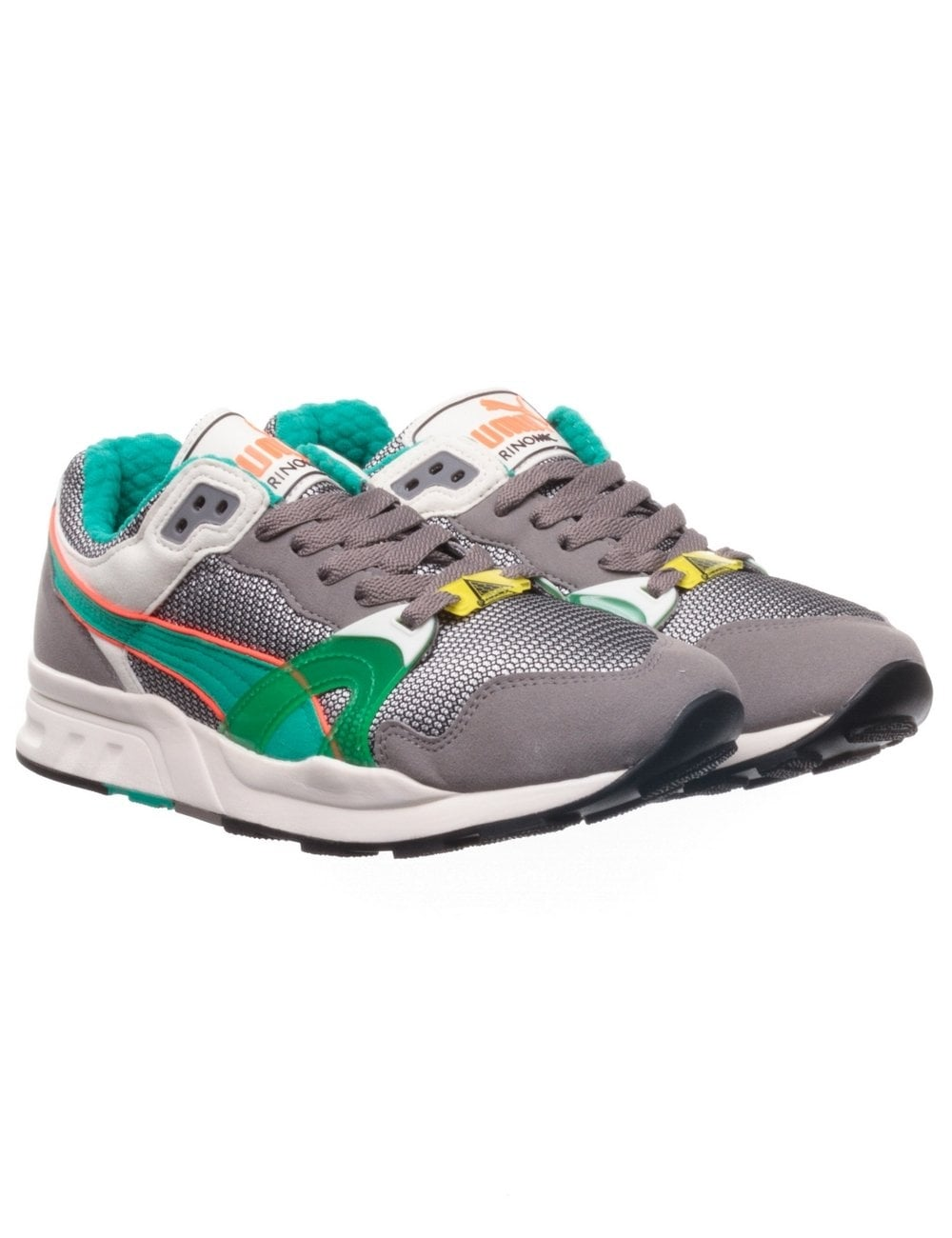 de8edced966 Puma Trinomic XT1 - Grey Green - Footwear from Fat Buddha Store UK