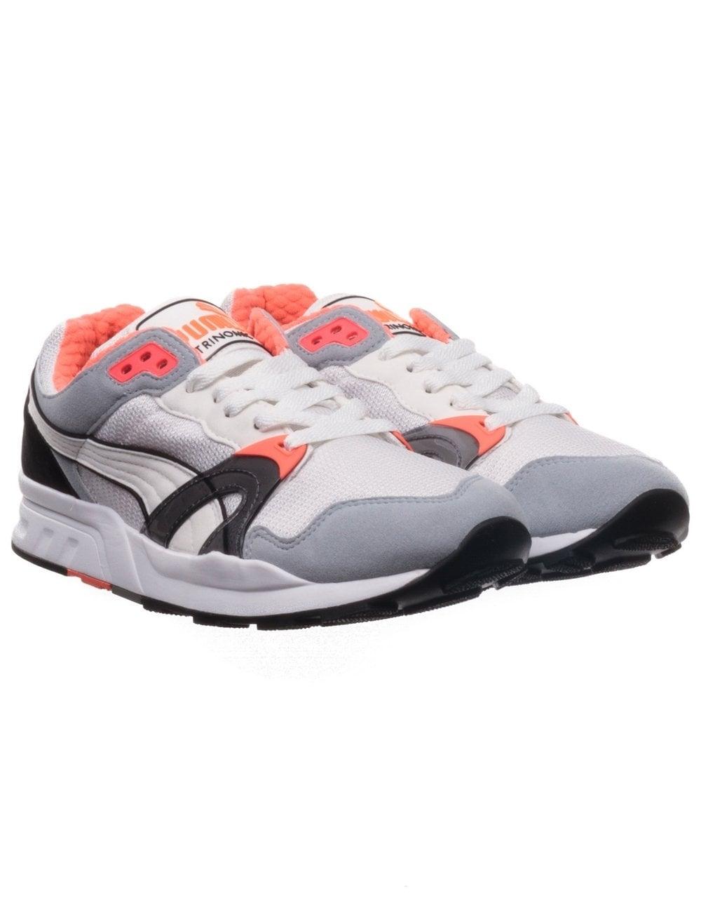dd73502592f Puma Trinomic XT1 Plus OG - Grey Dawn White - Footwear from Fat ...