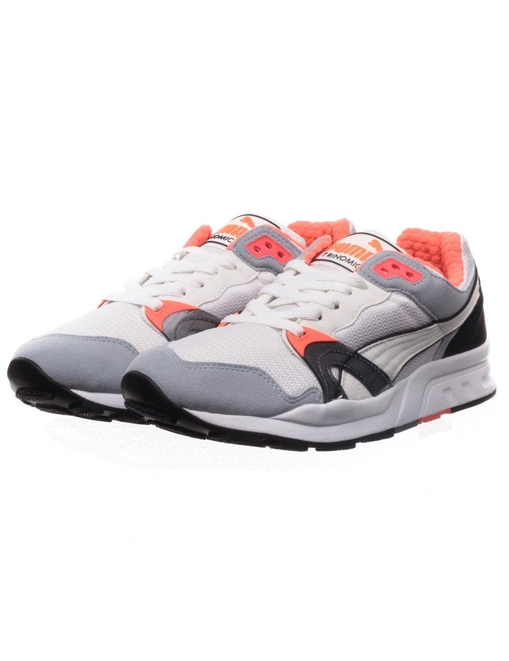 dfccecc6874 Puma Trinomic XT1 Plus OG - Grey Dawn White - Footwear from Fat ...