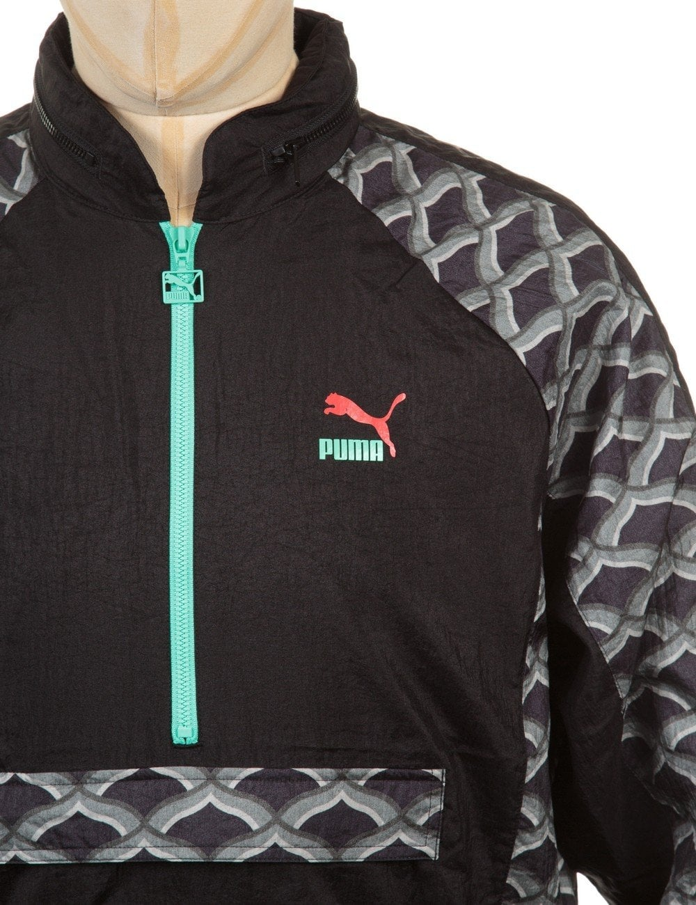 Puma x Alife AOP Savanah Jacket - Black - Clothing from Fat Buddha ... 52a88d9ec8f8