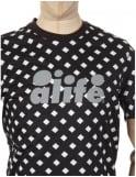 Puma x Alife Logo T-shirt - Black/AOP Print