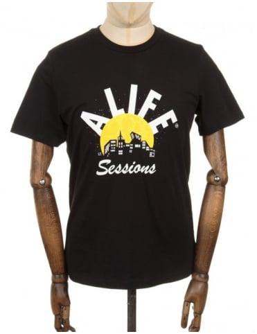 Puma x Alife staff sessions t-shirt - Black