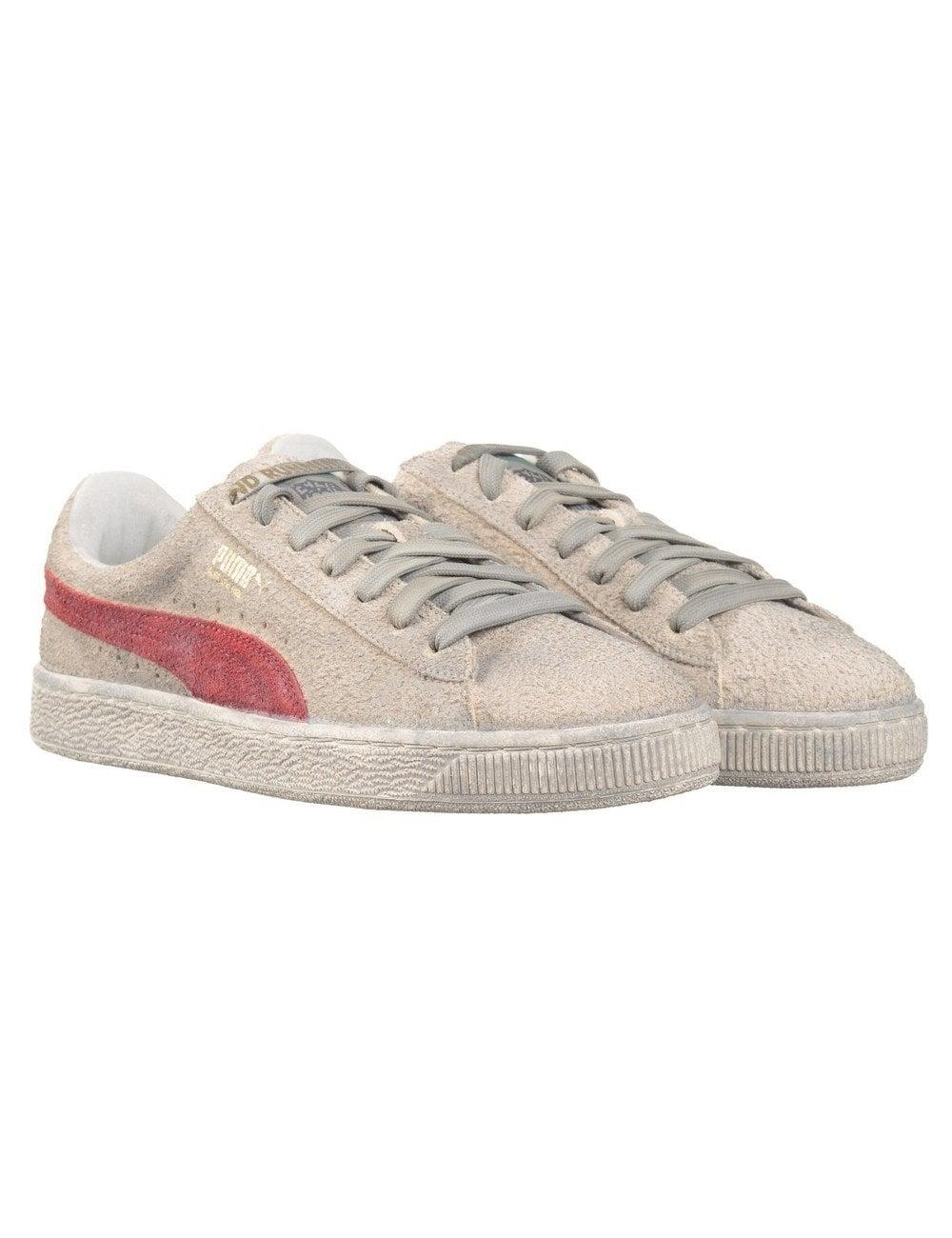 da91e075ce94 Puma x Alife Suede Shoes - Whisper White Amazon - Footwear from Fat ...