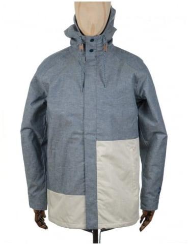Puma x BWGH Colourblock Jacket - Dark Denim