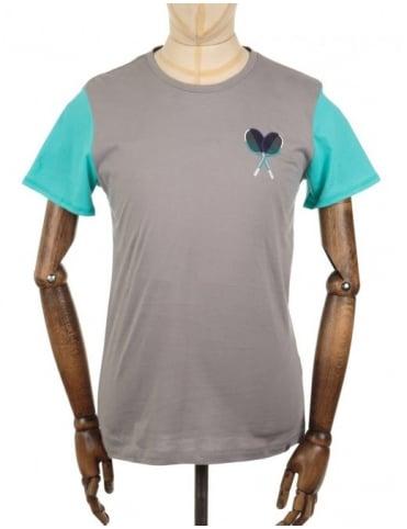 Puma x BWGH Graphic T-shirt - Frost Grey