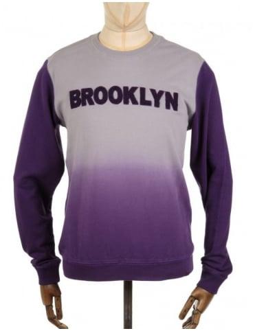 Puma x BWGH Logo Sweatshirt - Frost Grey