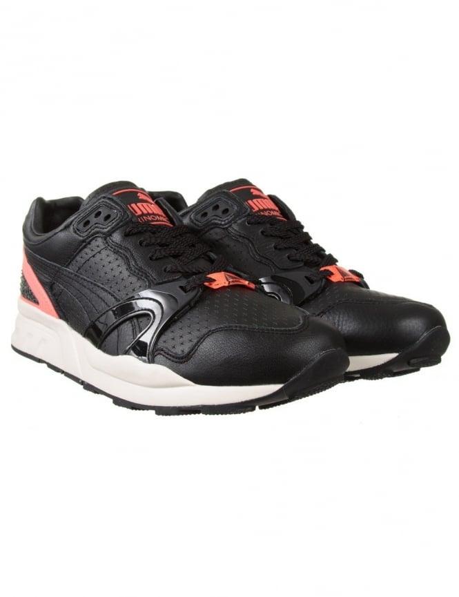 Puma XT2 Shoes - Black (Crackle Pack)