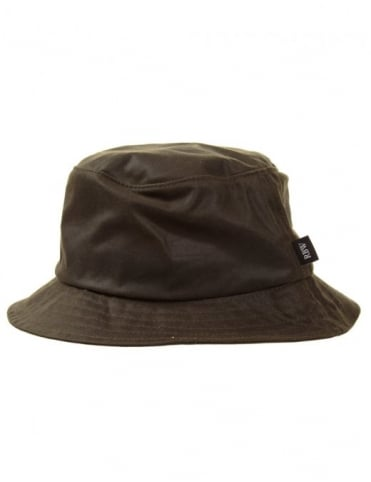 Raised by Wolves Gatineau Bucket Hat - Olive Millerain