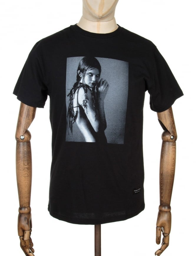 Raised by Wolves Kendall Photo T-shirt - Black