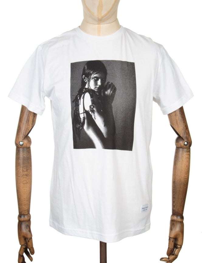 Raised by Wolves Kendall Photo T-shirt - White