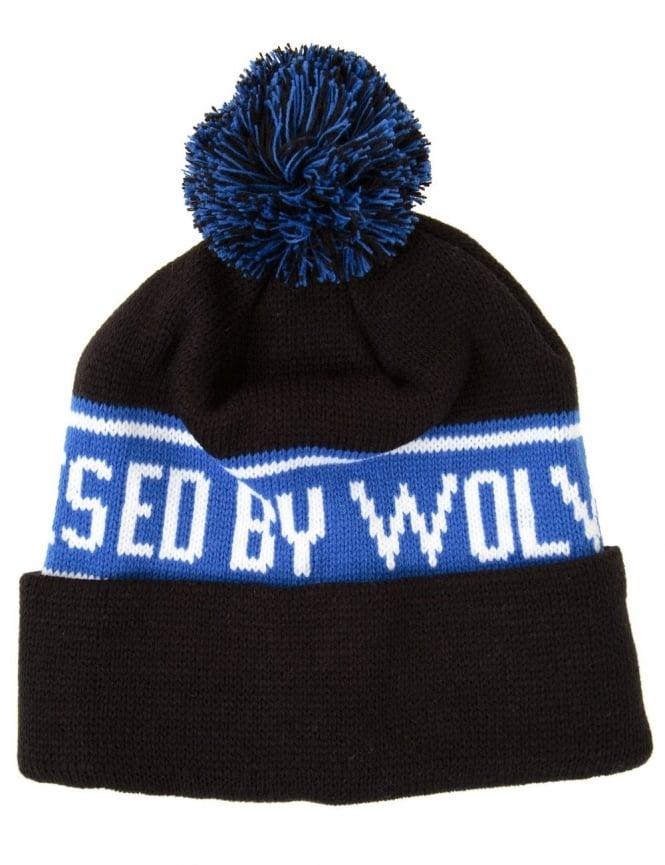 Raised by Wolves Toque Bruno Hat - Black