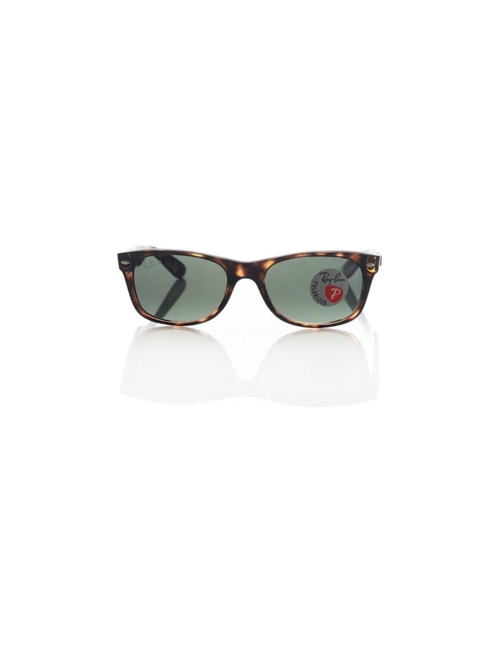 e46a9000fd Ray-Ban New Wayfarer Sunglasses - Tortoise