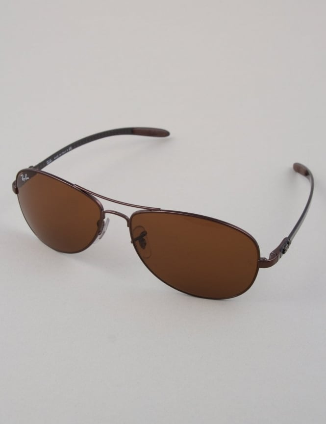Ray-Ban RB8301 Sunglasses - Brown // Brown