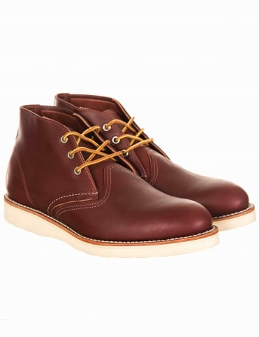 3139 Heritage Work Chukka Boot - Copper Worksmith
