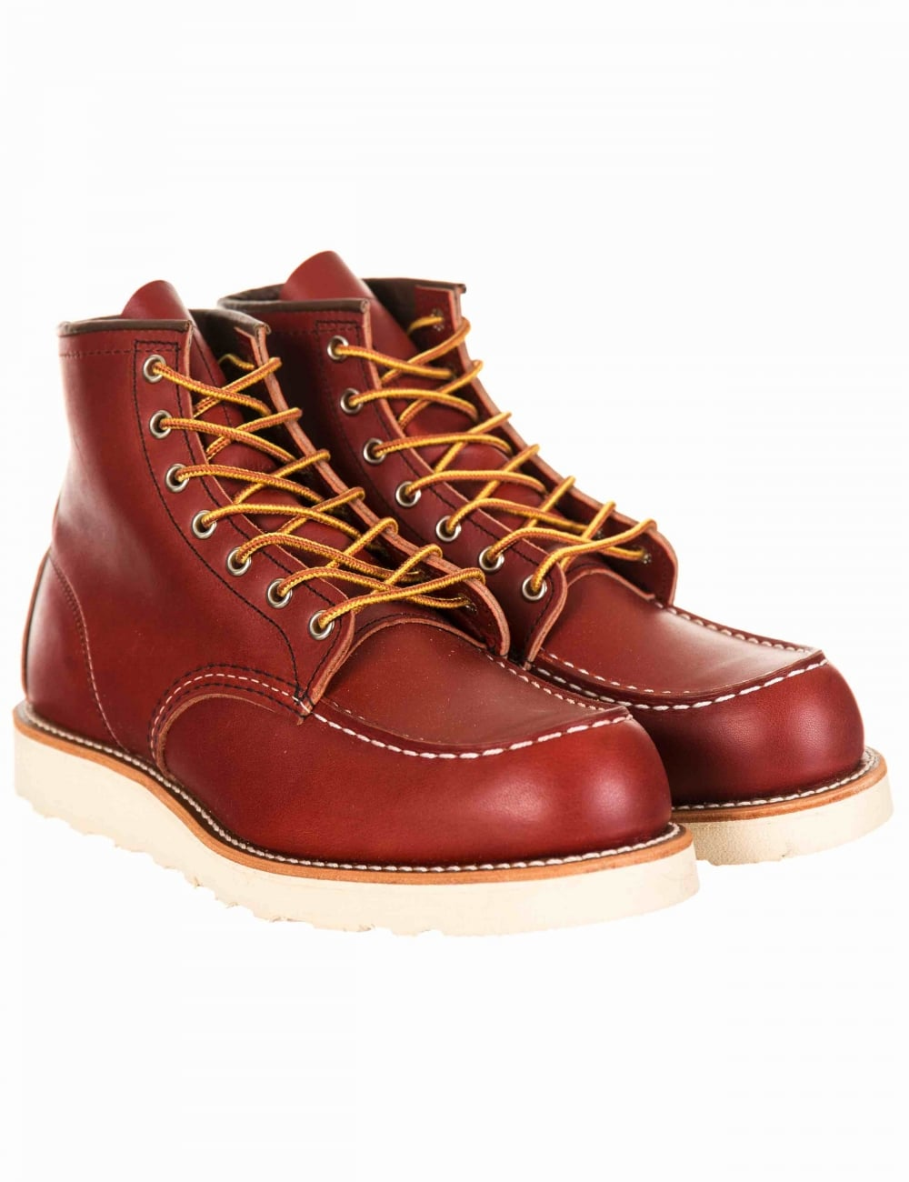 "8131 Heritage Work 6"" Moc Toe Boot - Oro-Russet Portage"