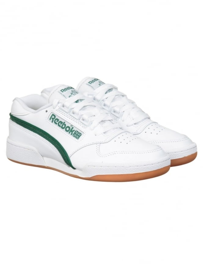 Reebok Act 600 85 CP Shoes - White/Green
