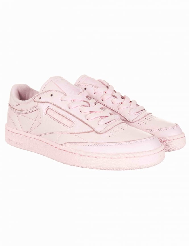 f9deafd0d440 Reebok Club C 85 ELM Shoes - Porcelain Pink (Elemental Pack ...